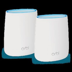 Netgear Orbi AC2200 Tri-band WiFi System, Router + Satellite, RBK20
