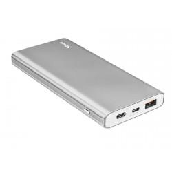 TRUST Omni Thin PowerBank 10000, USB-C