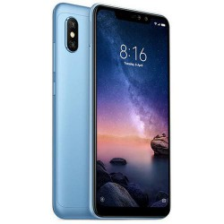 XIAOMI Redmi Note 6 PRO modrý 4GB/64GB GLOBAL LTE DualSim mobilní telefon (blue)