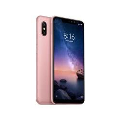 XIAOMI Redmi Note 6 PRO růžový 4GB/64GB GLOBAL LTE DualSim mobilní telefon (rose gold)