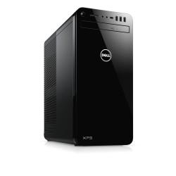 Dell PC XPS 8930 i7-8700K/16GB/512B SSD+2TB/GTX1080-8GB/HDMI/DP/DVI/USB-C/WiFi+BT/DVD-RW/W10/2RNBD