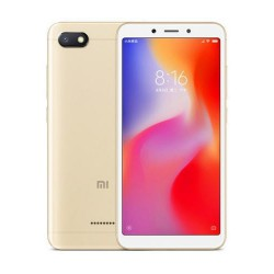 XIAOMI Redmi 6A zlatý 2GB/32GB GLOBAL mobilní telefon gold