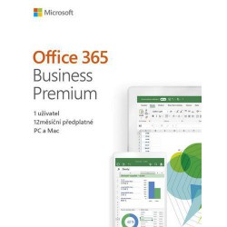Office 365 Business Premium Retail CZ