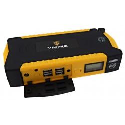 VIKING Car Jump Starter Zulu 19 19000mAh PLUS, Notebook powerbank, Žlutá