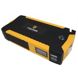 VIKING Car Jump Starter ZULU III 16000mAh, Notebook powerbank, Žlutá