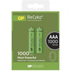 Nabíjecí baterie GP AAA 1000 NiMH 2ks