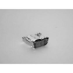 NTSUP micro USB konektor 012 pro Samsung I9200 I9205 P5200 T211 T210 T230