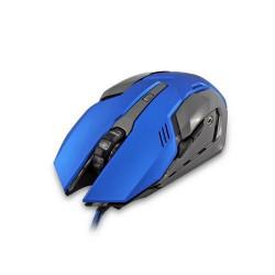 WHITESHARK myš CAESAR BLUE podsvícená (EU Version, pro hráče, modrá) 4800 dpi
