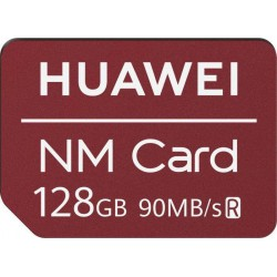 Huawei Nano paměťová karta (128G) Red