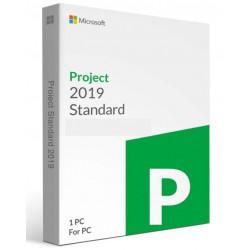 Project Standard 2019 CZ