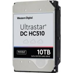 WDC ULTRASTAR DC HC510 10TB (HUH721010ALE604) SATA3-6Gbps 7200rpm 256MB RAID 24x7 (původní WD101KRYZ gold) 249MB/s