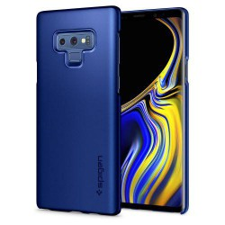 Kryt Spigen Thin Fit pro Samsung Galaxy Note 9 modrý