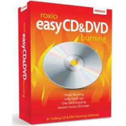 Easy CD & DVD Burning Eng