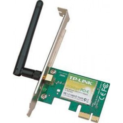 TP-LINK TL-WN781ND Wifi Wireless N PCI express 2,4 GHz 150Mbps