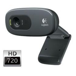 LOGITECH webcam C270, HD Webcam