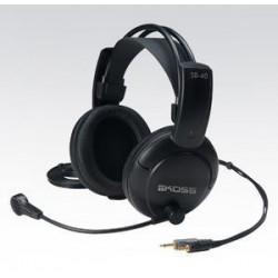 KOSS sluchátka SB40 , sluchátka s mikrofonem, bez kódu