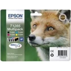 EPSON T1292 originální náplň azurová pro SX425W/SX525WD/BX305F/BX320FW/BX625FWD ink C13T12924010
