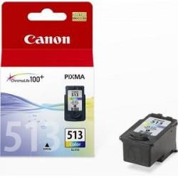 CANON CL-513 originální náplň barevná pro MP240, MP260, MP270, IP2700 velká (CL513)