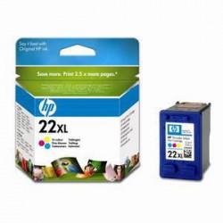 HP C9352CE originální náplň barevná č.22XL velká