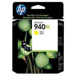 HP C4909AE náplň č.940XL Officejet yellow velká žlutá (Officejet Pro 8000/8500)