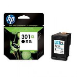 HP CH563EE originální náplň černá č.301XL black, velká (480stran, pro Deskjet 1050, 1510, 2050, 2514, OJ2620)