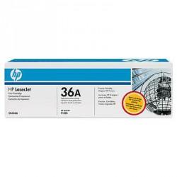 HP CB436AD originální toner 2pack ( 2x CB436A) toner č.36A černý 2000str. (LJ P1505, M1120, M1522)