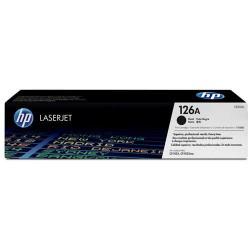 HP CE310AD 2pack ( 2x CE310A) černý toner č. 126A black 1200 stran (LJ color CP1025, color LJ Pro 100, M275)