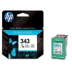 HP C8766EE originální náplň barevná č.343 7ml