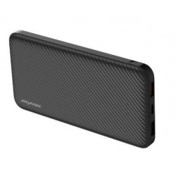 MyMAx MP3 PowerBank QC3.0 10000mAh Black