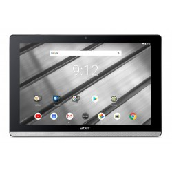 """Acer Iconia One 10 - 10""""/MT8167A/32GB/2G/IPS FullHD/Android 8.1 stříbrný"""