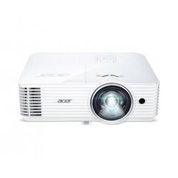 Acer DLP S1386WHn - 3600Lm, WXGA, 20000:1, HDMI, HDMI(MHK), VGA, RS232, RJ-45, USB, repro. bílý