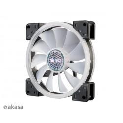 přídavný ventilátor Akasa Vegas TLY LED14 cm RGB