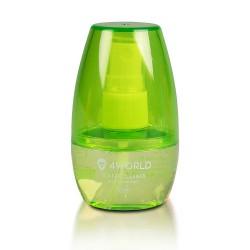 4World Čistící Gel 50ml + hadřík GREEN