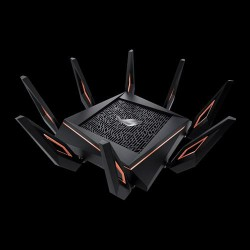 ASUS GT-AX11000 - ROG Rapture 802.11ax Tri-band Gigabit Gaming Router