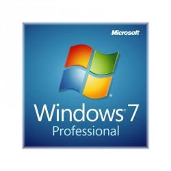 MS Win Pro 7 SP1 32-bit/x64 Eng GGK legalizační v.