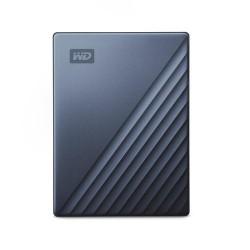 """Ext. HDD 2,5"""" WD My Passport Ultra 4TB modro-černá"""