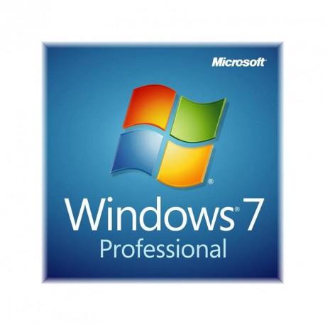 MS Win Pro 7 SP1 32-bit/x64 CS GGK legaliz.verze