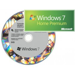 MS Win Prem 7 SP1 32-bit/x64 CS GGK legaliz. verze