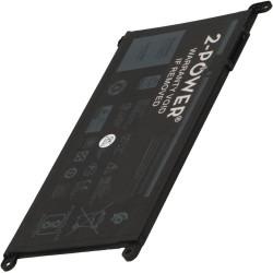 2-POWER Baterie 11,4V 3680mAh pro Dell Chromebook 11 3180, Chromebook 11 3189, Chromebook 5190