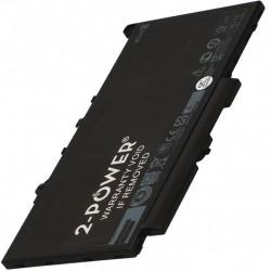 2-POWER Baterie 11,1V 3300mAh pro Dell Latitude E7270, Latitude E7470