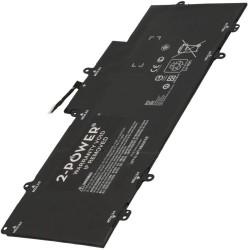 2-POWER Baterie 11,1V 3000mAh pro HP Chromebook 14 G3, HP Chromebook 14-x000