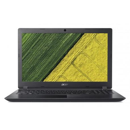 """Acer Aspire 3 - 15,6""""/i3-7020U/4G/256SSD/W10 černý"""