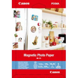 Canon MG-101 Magnetic Photo Paper