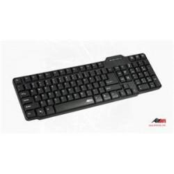 AIREN KEYBOARD AiBoard Office Black CZ