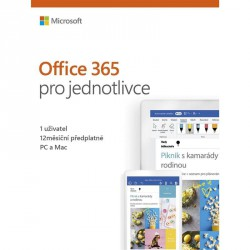 Office 365 Personal 32-bit/x64 Eng P4