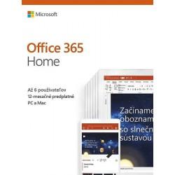 Office 365 Home 32-bit/x64 Eng pronájem P4
