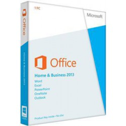 Office Home and Business 2013 32-bit/x64 CZ