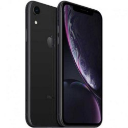 "Apple iPhone XR 64GB Black (černý) 6.1"" HD (1792×828), Čip A12, NFC, LTE, 12 Mpix"