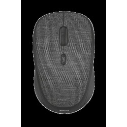 myš TRUST Yvi Fabri Wireless Mouse - black