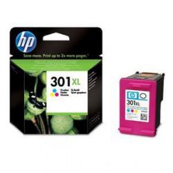 HP CH564EE originální náplň barevná č.301XL color, velká (330stran, pro Deskjet 1050, 1510, 2050, 2514, OJ2620)